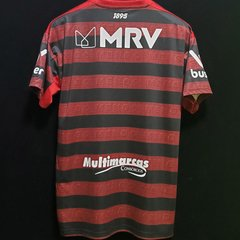 Camisa Flamengo Home 19/20 - ALL SPONSORS na internet