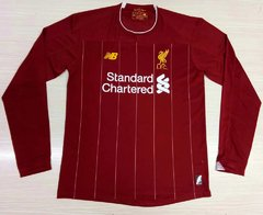 Camisa Liverpool long-sleeve home 19/20 - comprar online