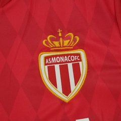 CAMISA MONACO HOME 19/20 - Suit-up Imports