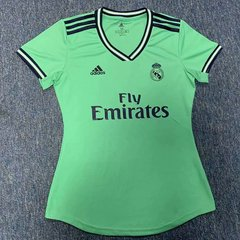 CAMISA REAL MADRID 3° KIT FEMININA 19/20 - comprar online