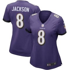 WOMEN - LIMITED - BALTIMORE RAVENS JERSEY