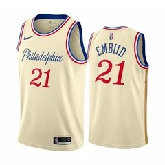 Philadelphia 76ers - city edition jersey