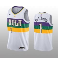 New Orleans Pelicans - City Edition Jersey