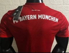 Camisa Bayern Munich home 19/20 na internet