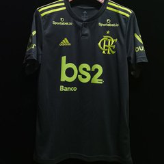 Camisa Flamengo 3° KIT 19/20 - ALL SPONSORS - comprar online