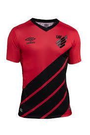 Camisa Athletico Paranaense home 2019