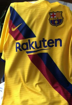 Imagem do CAMISA BARCELONA AWAY 19/20