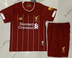Kit infantil Liverpool home 19/20