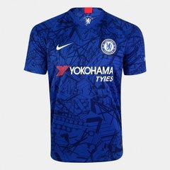 Camisa Chelsea home 19/20