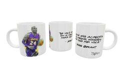 Caneca NBA Lakers Kobe Bryant