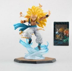 Action Figure - Gotenks Super Saiyajin- Dragon Ball