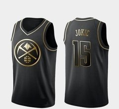 Camisa Jokic Golden Edition