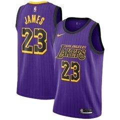 Los Angeles Lakers city edition Jersey