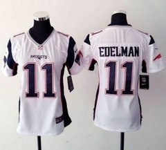 FEMININA - New England Patriots LIMITED version color rush Jersey na internet
