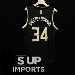 Milwaukee Bucks - statement edition JERSEY on internet