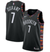 KEVIN DURANT - Brooklyn Nets - city edition jersey