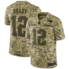 New England Patriots LIMITED version Jersey - SALUTE TO SERVICE