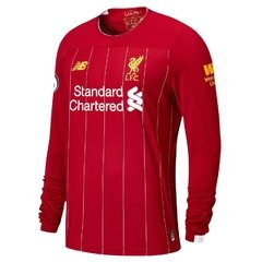 Camisa Liverpool long-sleeve home 19/20