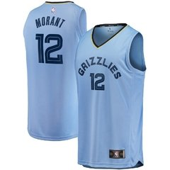 Memphis Grizzlies Statement Edition Jersey