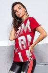 Blusa team red - Labellamafia