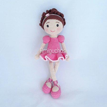 Boneca amigurumi/ boneca crochê no Elo7 | Novelo de ideias Ateliê ... | 450x450
