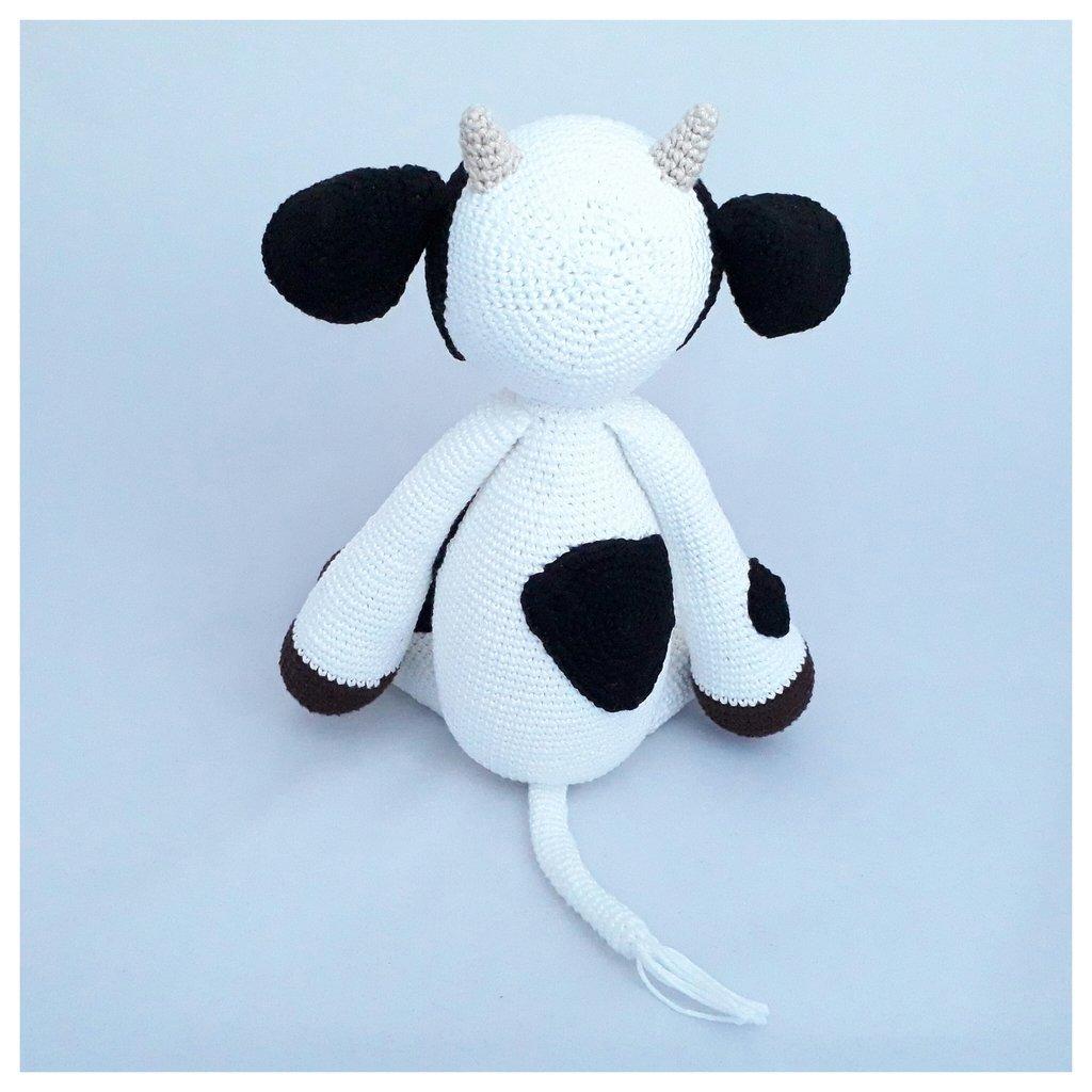 la vaca lola ya encontró su hogar para... - Amigurumis valentina ...   1024x1024