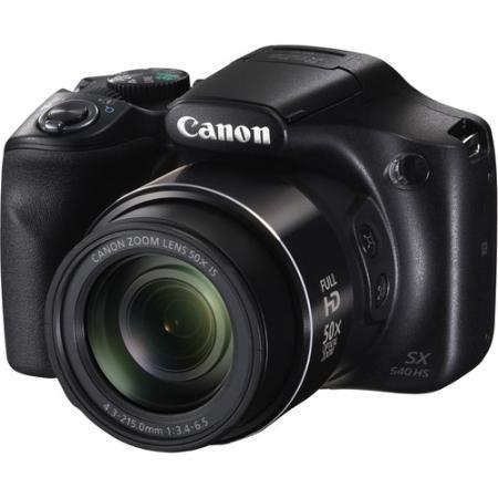 CAMERA DIGITAL CANON POWERSHOT SX540 20.3