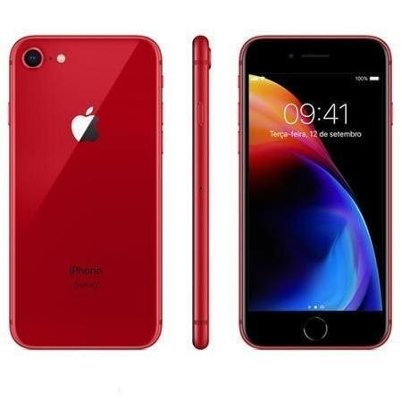 APPLE IPHONE 8 - 64GB RED