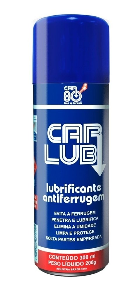 Desengripante Car Lub Car 80 300ml