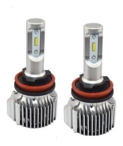 Lampada Super Led V1 Com Cooler H11