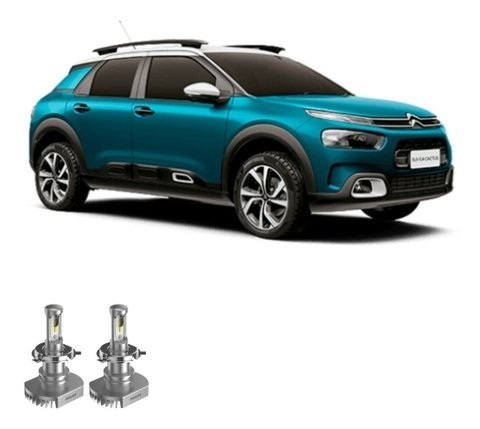 Kit Led Philips Ultinon Citroen C4 Cactus