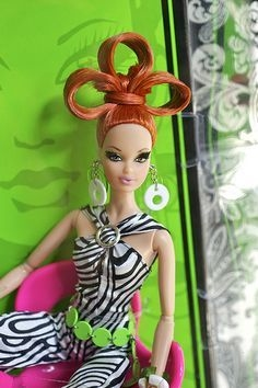 Pop Life Barbie Doll ( Readhead) - comprar online