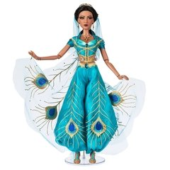 Jasmine Limited Edition Disney Doll - Aladdin Live Action Film