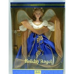 Holiday Angel Barbie doll 2000 - comprar online