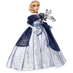 Cinderella Limited Edition Doll – Disney Designer Collection Midnight Masquerade Series - comprar online