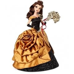 Belle Limited Edition Doll – Disney Designer Collection Midnight Masquerade Series