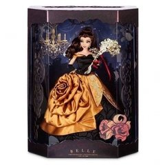 Belle Limited Edition Doll – Disney Designer Collection Midnight Masquerade Series - comprar online