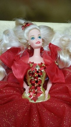 Happy Holidays 1993 Barbie doll - comprar online