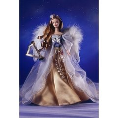 Harpist Angel Barbie doll - comprar online