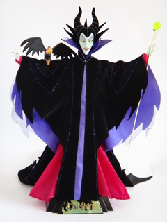Disney Maleficent The Great Villains doll