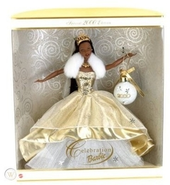 Barbie doll Holiday Celebration 2000 - comprar online