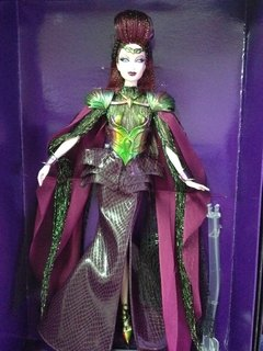 EMPRESS OF THE ALIENS - BARBIE DOLL na internet