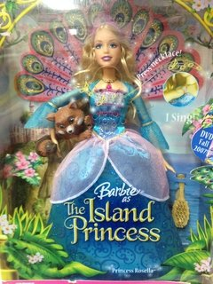 Barbie The Island Princess - comprar online
