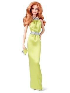 BARBIE - RED CARPET YELLOW GOWN