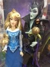 Disney Aurora & Maleficent Fairytale Designer - Michigan Dolls