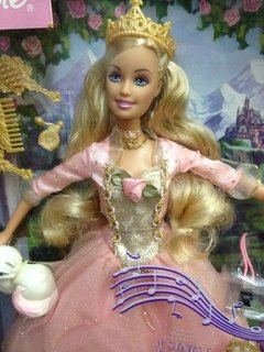 Barbie Anneliese The Princess & the Pauper - Michigan Dolls