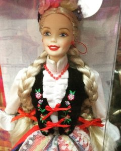 Barbie Polish Dolls of The World na internet
