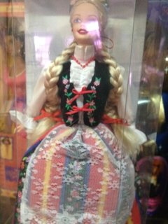 Barbie Polish Dolls of The World - Michigan Dolls