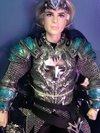KEN KING OF CRYSTAL CAVE DOLL - Michigan Dolls