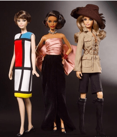 Imagem do Barbie Yves Saint Laurent Safari